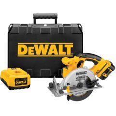 "DeWALT 6-1/2"" 18V Cordless Li-Ion Circular Saw Kit 1/EA"
