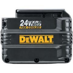 DeWALT 24V XR+™  Pack Fan Cooled Extended Run-Time Battery 1/EA