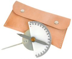 GMP FINDER PULL PROTRACTOR W/CASE