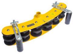 GMP Double 45° Corner Cable Block w/Plastic Rollers 1/EA