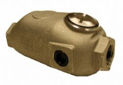 "1"" NPT In-Line Lubricator 16 FL OZ Oil Cap 1/EA"