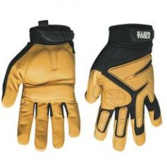 Klein Journeyman Leather Gloves, L