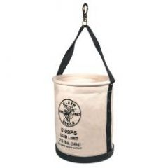 Klein Wide Straight Wall Bucket with Pocket/Snap
