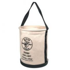 Klein Wide Straight Wall Bucket with Pocket