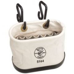 Klein Aerial Oval Bucket 15 Pockets with Hooks