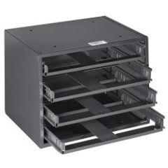 "Klein 4 Box Slide Rack 11-5/16"" Height"