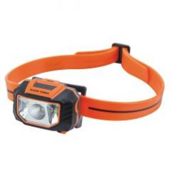Klein LED Headlamp Flashlight with Strap for Hard Hat