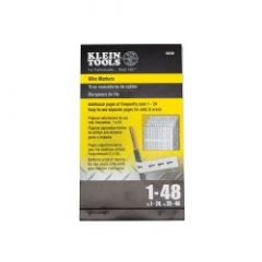 Klein Wire Markers-Numbers 1-48