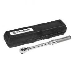 "Klein 3/8"" Torque Wrench Square Drive"
