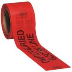 Klein Caution Barricade Warning Tape 200 ft.