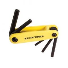 Klein Grip-It® Five Key Hex Set - Inch