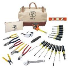 Klein 28 Piece Electrician Tool Set