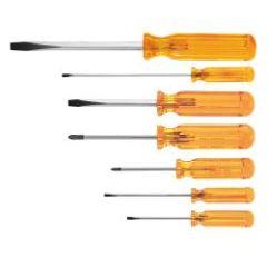 Klein 7 Piece Combination Screwdriver Set