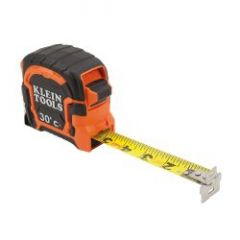 Klein 30' Double Hook Magnetic Tape Measure