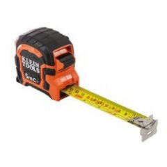 Klein 5 M Double Hook Magnetic Tape Measure