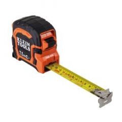 Klein 7.5 M Double Hook Magnetic Tape Measure