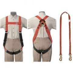 Klein Tradesmans Fall Arrest Harness Set
