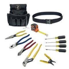 Klein 12 Piece Electrician Tool Set