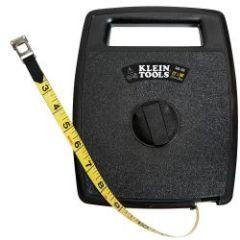 Klein 100' Woven Fiberglass Tape Case