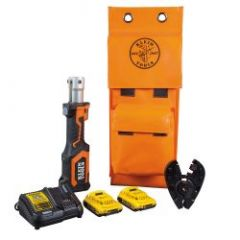 Klein Battery-Operated Bolt Cutter, Steel