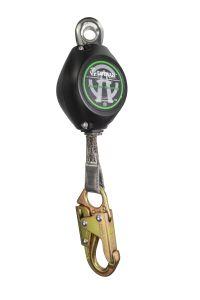SafeWaze Latitude HD 7' Single Web SRL: Carabiner, Snap Hook