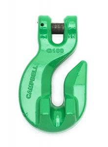"CAMPBELL CRADLE GRAB HOOK,5/8"" QA,GR100"