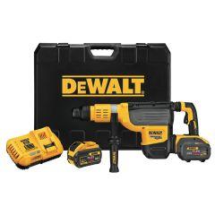 """DEWALT FLEXVOLT 60V MAX 2"""" Cordless SDS MAX Combination Hammer Kit"""