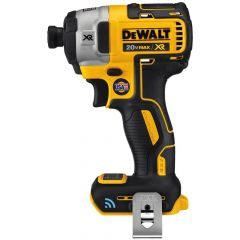 DEWALT 20V MAX XR with Tool Connect Premium Brushless Lithium-Ion 1/4 in. Hex Impact Driver (Tool Only)