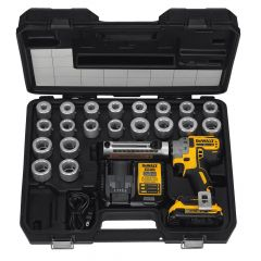 DEWALT 20V MAX CABLE STRP KIT CU/AL THHN/XHHW