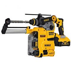 "DEWALT 1-1/8"" SDS PLUS HAMMER W/DUST COLL"