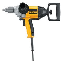 "DEWALT 1/2"" VSR 550 rpm/rev Spade Handle Drill 9.0 amp"