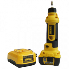 Stanley Infrastructure GRINDER ELEC CORDLESS KIT W/ST WITH BULLNOSE STONE