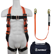 SAFEWAZE Fall Protection Kit (FS280, FS560 in FS8125 Bag)