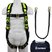 SAFEWAZE Fall Protection Kit (FS185, FS580 in FS8125 Bag)