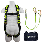 SAFEWAZE Fall Protection Kit (FS185, FS566 in FS8125 Bag)