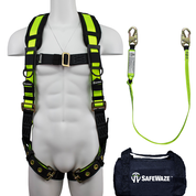 SAFEWAZE Fall Protection Kit (FS185, FS560 in FS8125 Bag)