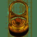 "SAFEWAZE Anchor Weld Puck Kit  (Includes: MEGA Swivel 10K Concrete Anchor & Puck  with 5/8-11 Spiralock® thread & 5/8-11x1.75"" G8 HH Bolt)"