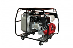 Huskie GAS ENGINE PUMP