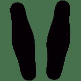 SAFEWAZE Removable Comfort Leg Pads (Not designed for Arc Flash, Fire Retardant, or Welding Harnesses)