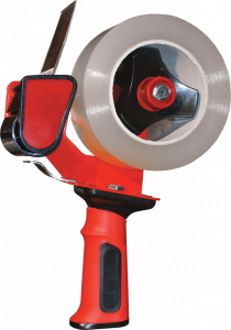 Electro-Tape 1 dispenser 2' Hand Held Carton Seal Tape Dispenser 24/CS