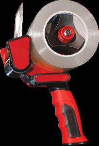 Electro-Tape 1 dispenser 3' Hand Held Carton Seal Tape Dispenser 20/CS