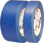 "Electro-Tape 1""     (24 mm) x  60 yd 14-Day Blue Clean Removal Masking Tape 48/CS"
