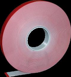 "Electro-Tape 1""     (25.4 mm)    x 18 yd 80mil Extra High Bond Foam Acrylic Tape 12/CS"