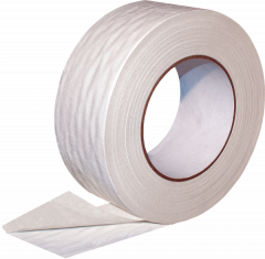 """Electro-Tape 1""""    (24 mm)     x 36 yd General Purpose Double Coated  Paper Tape - Natural Rubber Adhesive 36/CS"""