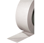 """Electro-Tape 1/2"""" (12 mm)    x 36 yd General Purpose Double Coated  Paper Tape - Natural Rubber Adhesive 72/CS"""