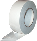 """Electro-Tape 2""""      (48 mm)   x 55 yd Industrial Grade Double Coated  Tissue - Acrylic Adhesive 24/CS"""