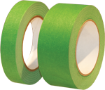 "Electro-Tape 2""     (48 mm) x  60 yd 7-Day Green Clean Removal Painters Tape 24/CS"