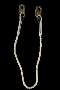 SAFEWAZE 6' PolyDac Rope Positioning Lanyard