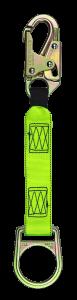 """SAFEWAZE 18"""" D-Ring Extender with Standard Snap Hook"""