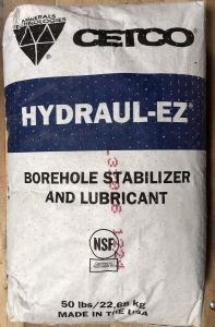 HYDRAUL-EZ-Horizontal Directional Drilling Fluid 50LB Bag - Sold by the BAG